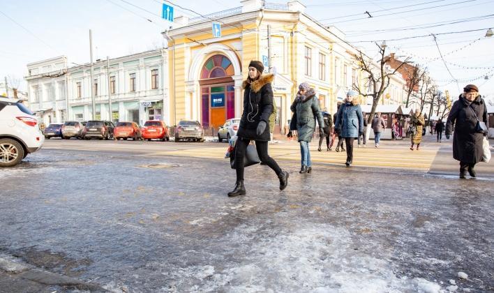 В Ярославле с начала года в травмопункты обратились более трех тысяч человек