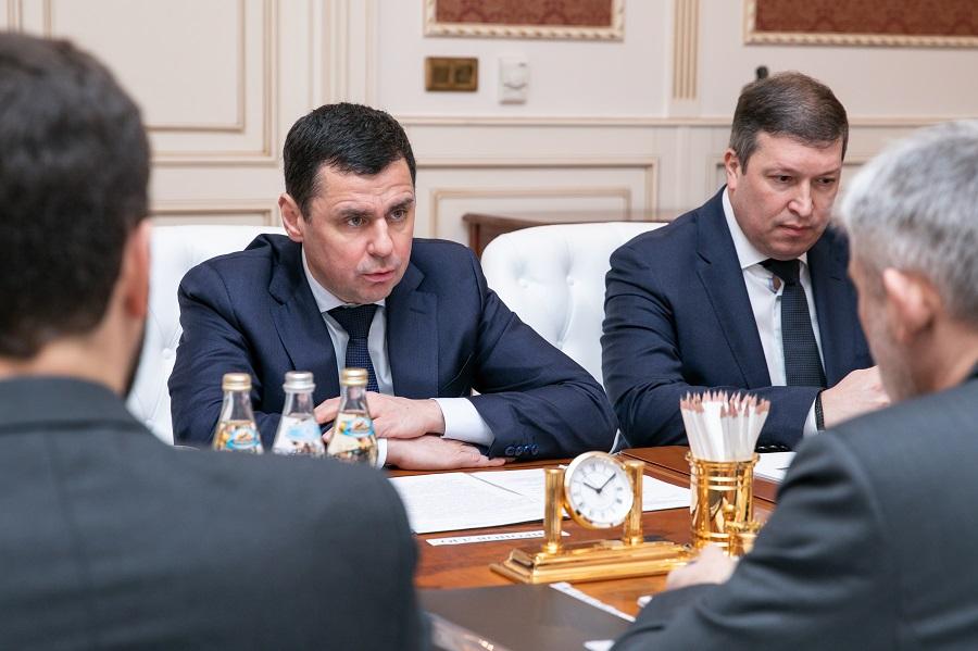 Дмитрий Миронов: Ярославская область вновь получит федеральные деньги на субсидирование авиаперевозок