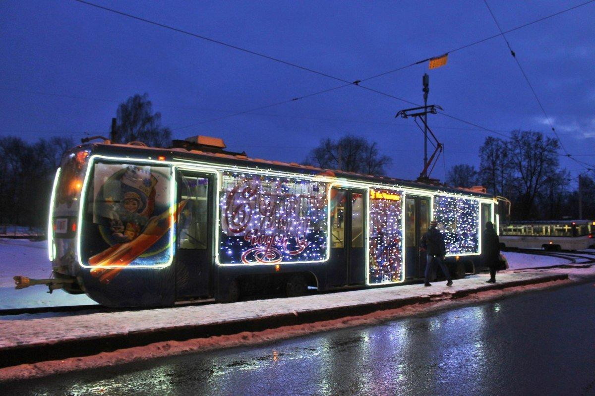 Ярославцы могут выбрать композиции для музыкального трамвая