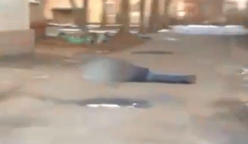Шел, упал и умер: в Ярославле обнаружили тело мужчины