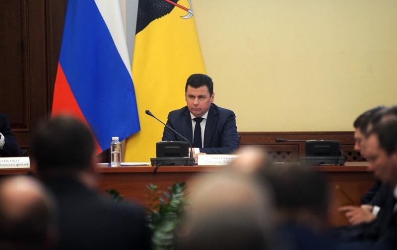 Более 12 млрд. рублей предусмотрено в этом году на реализацию нацпроектов в Ярославской области – Миронов