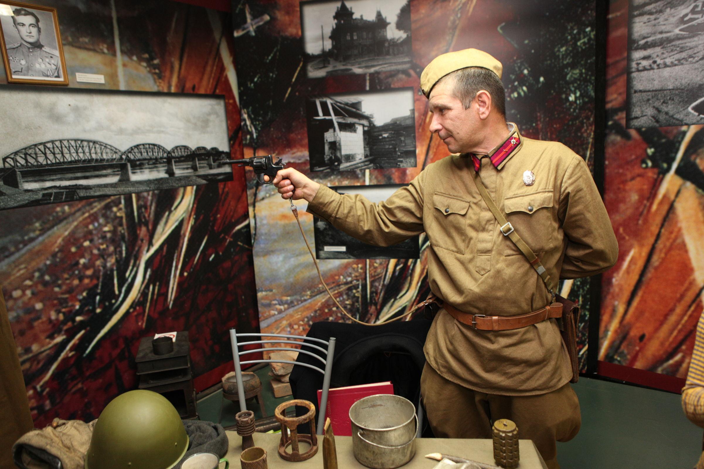 Военные истории в деталях. Что Музей боевой славы готовит к 75-летию Победы
