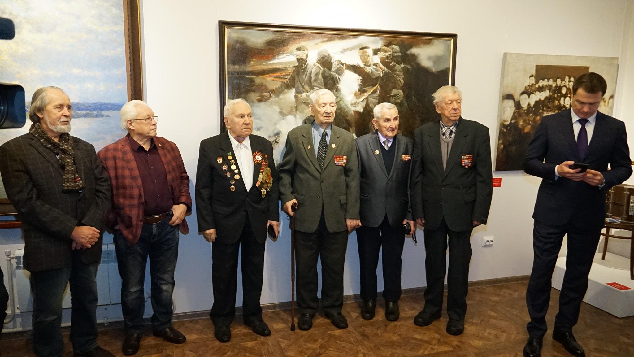 Память в подарок. Ярославцы могут посетить бесплатную выставку о Великой Отечественной войне