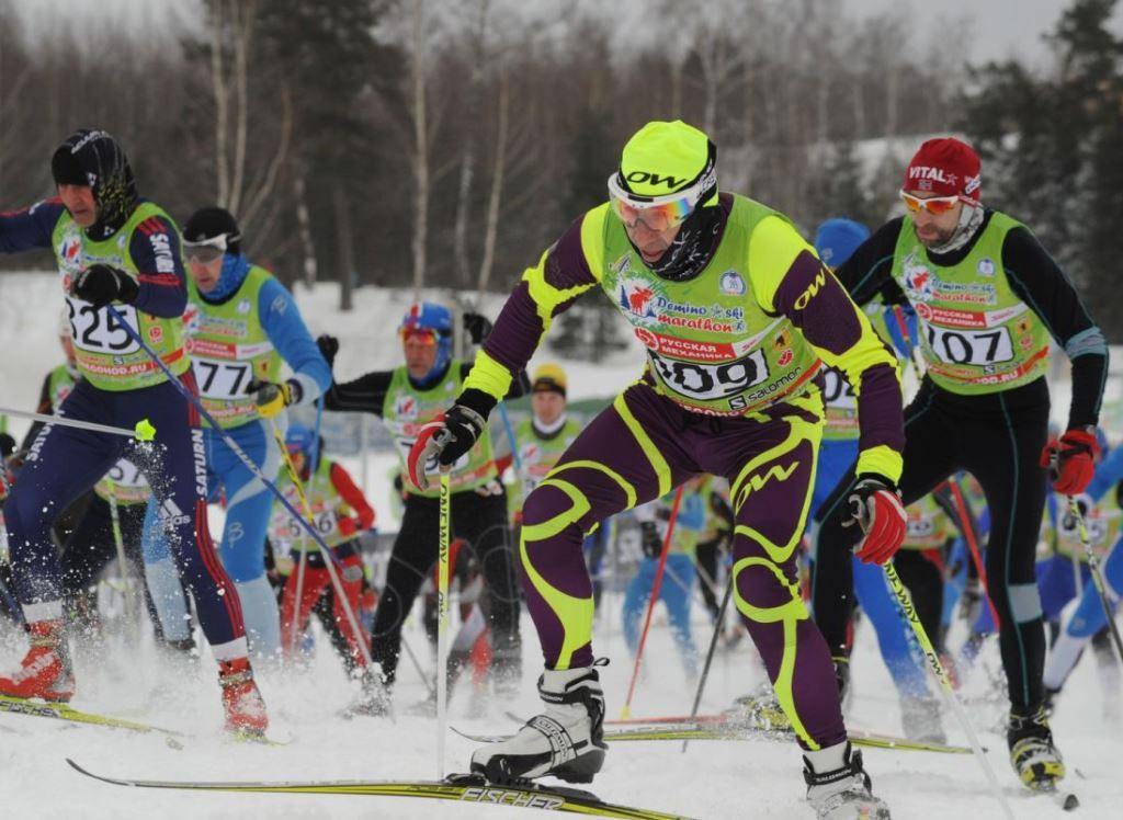 На Деминском лыжном марафоне ожидают более 10 тысяч участников и зрителей