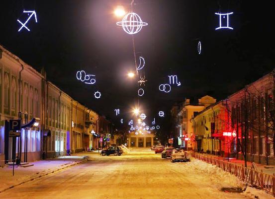 Ярославские энергетики продолжают работы по наружному освещению в областном центре
