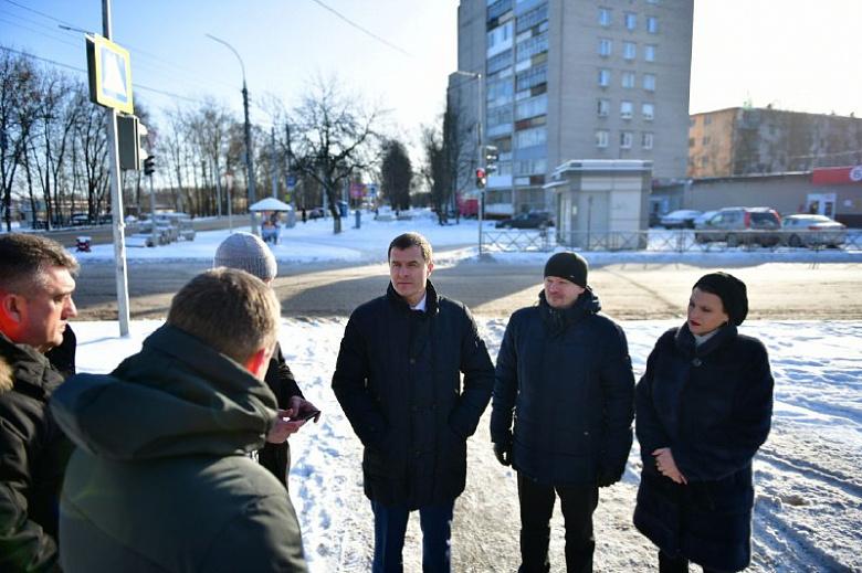 В Ярославле подрядчики устранили большую часть замечаний по состоянию Тутаевского шоссе