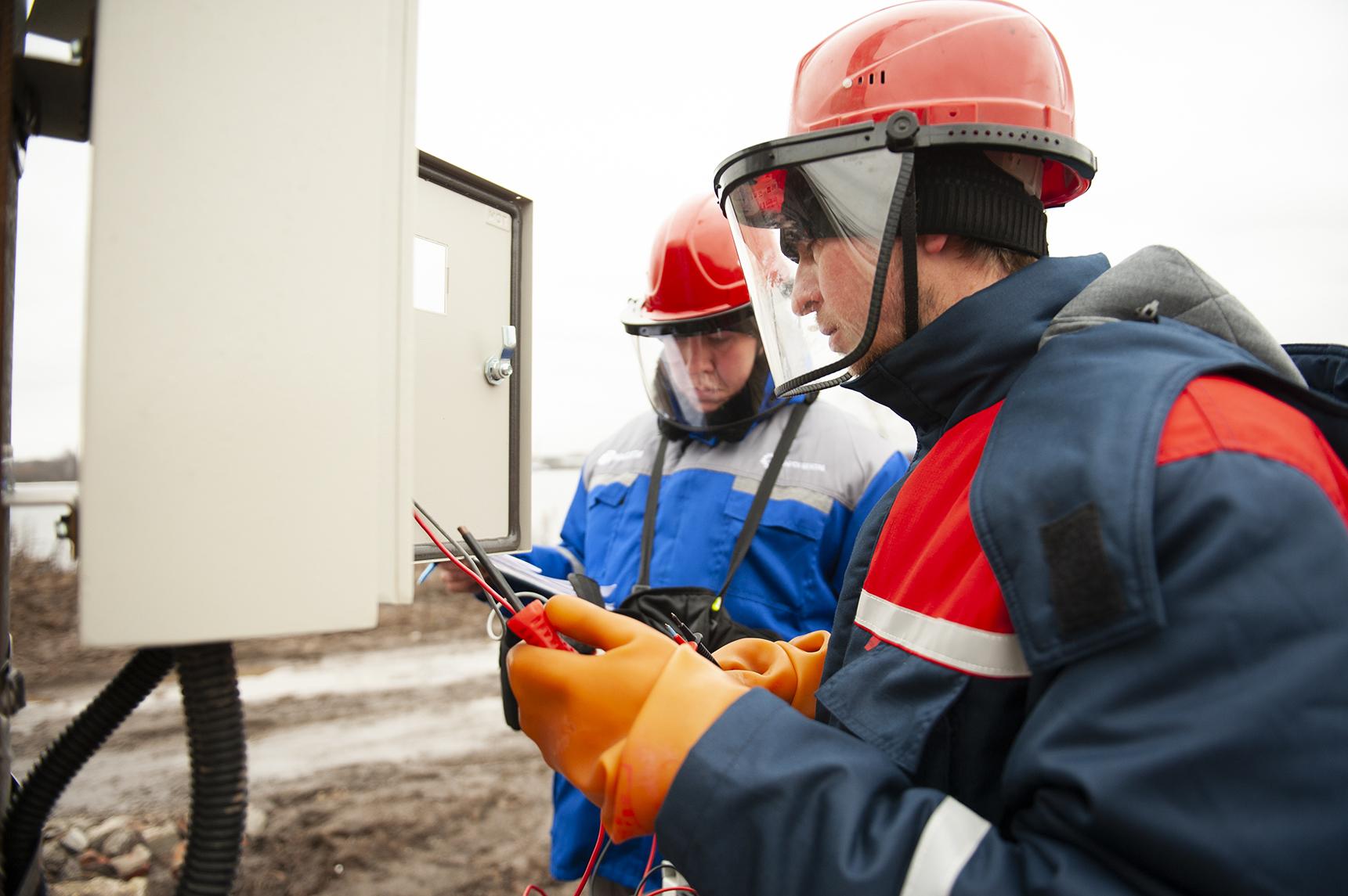 «Россети Центр» и «Россети Центр и Приволжье» в 2019 году обеспечили выдачу потребителям свыше 1700 мегаватт мощности