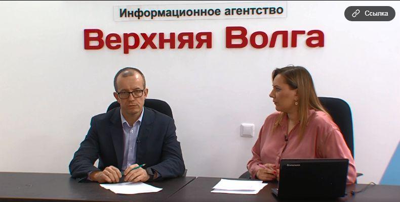 Главный онколог Ярославской области ответил на волнующие ярославцев вопросы в ходе онлайн-трансляции