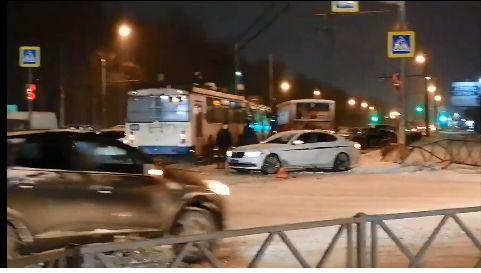 В Ярославле на месте массового ДТП с маршрутками произошла драка