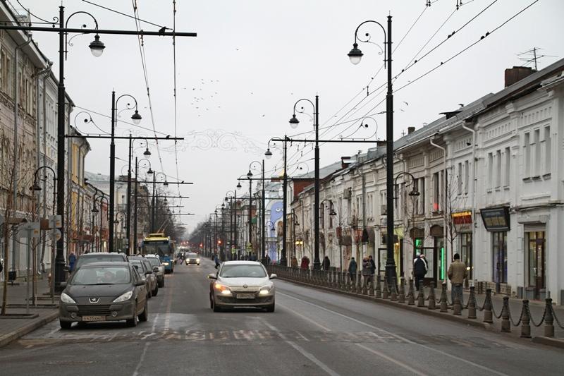 Рыбинск стал первым городом в Ярославской области, где провода убрали под землю
