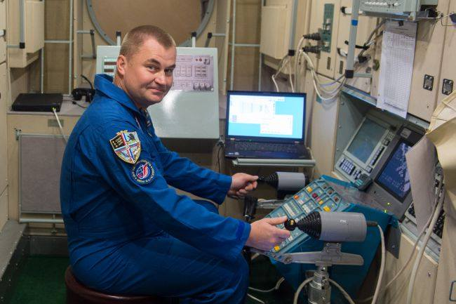 Рыбинский космонавт получил орден Мужества от президента Владимира Путина