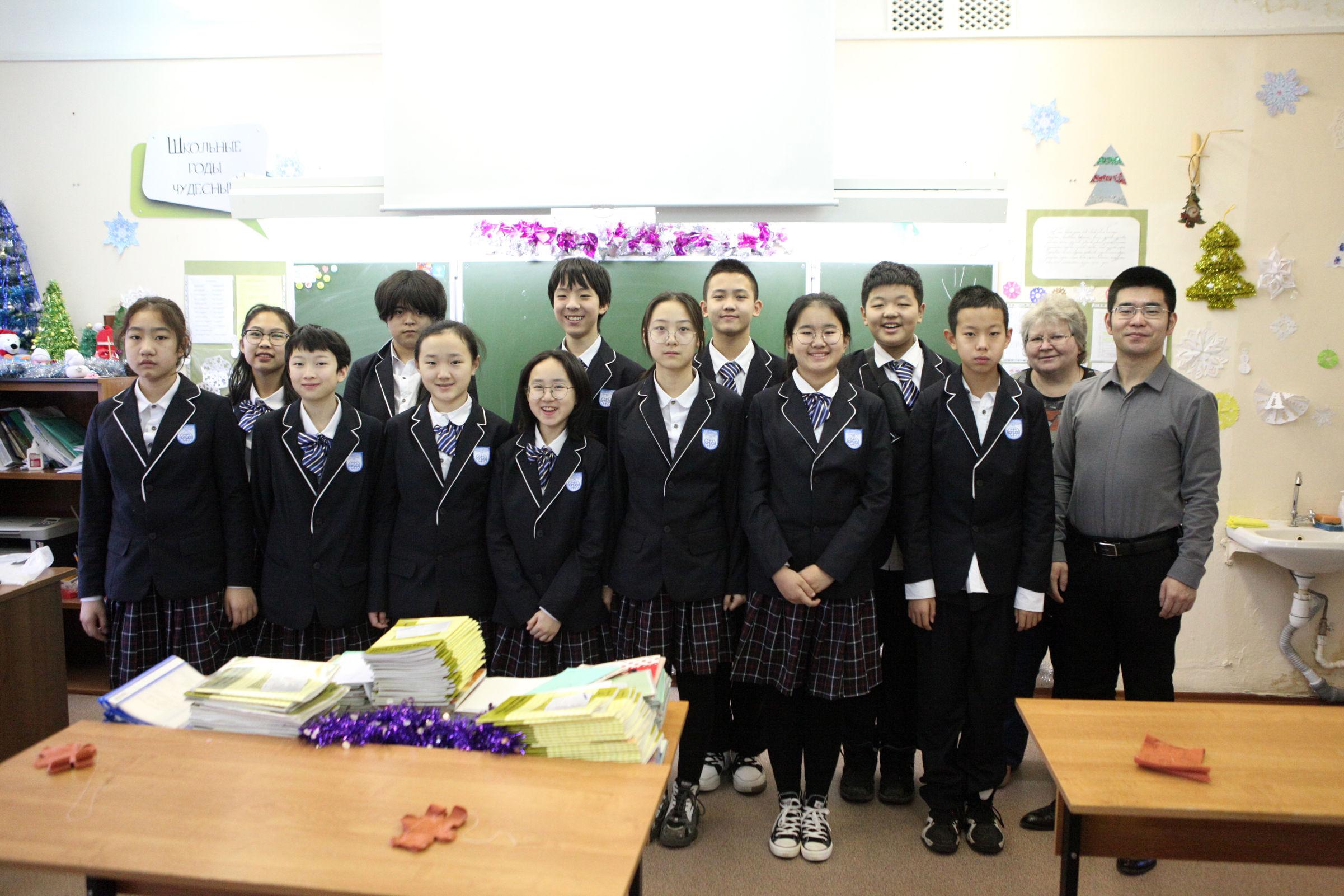 Язык – чтобы общаться. Юные ярославцы путешествуют по миру и принимают иностранцев дома