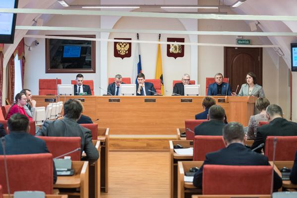 Депутаты обсудили вопрос, связанный с организацией диспансеризации для ветеранов Великой Отечественной войны