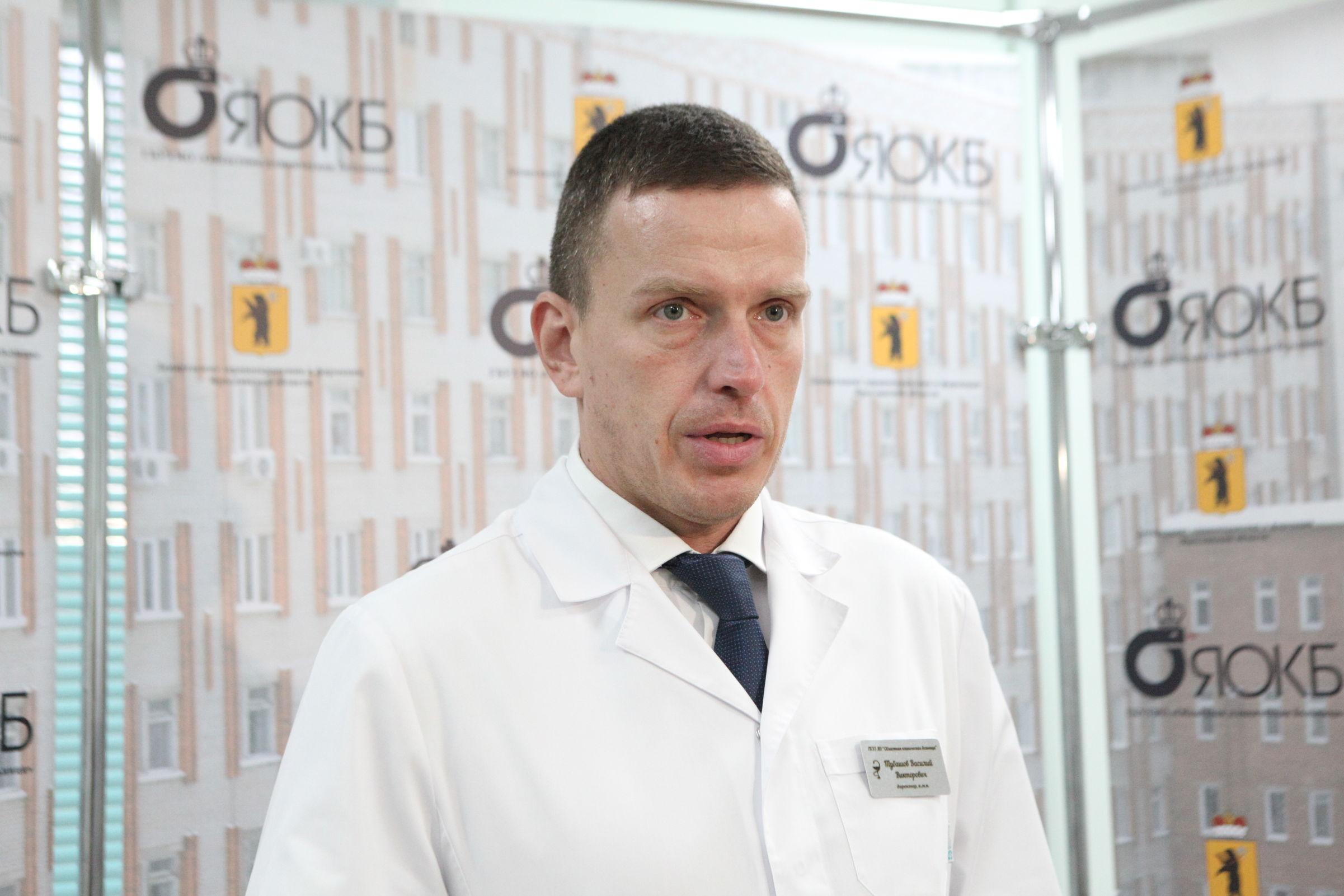 Вместо старых сосудов – новые. В Ярославской областной больнице людям дарят вторую жизнь