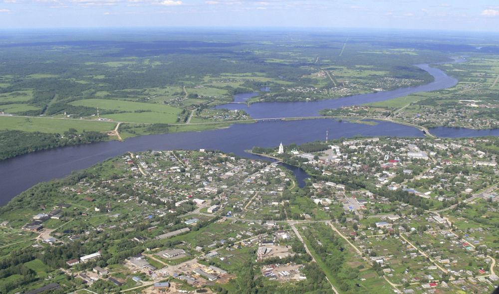 «Ростелеком» построил оптику в городе Пошехонье Ярославской области