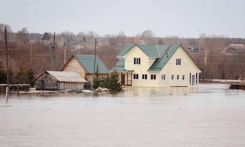 В Рыбинске уровень воды снизился за сутки на полметра