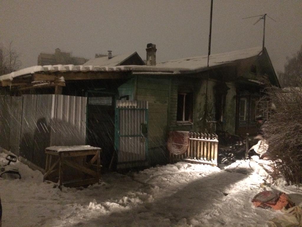 В Ярославле в пожаре погибли четыре человека