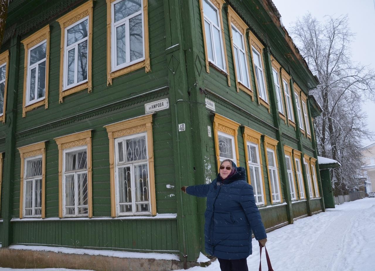 В Ярославской области нашли дом, в котором родился знаменитый актер Алексей Смирнов