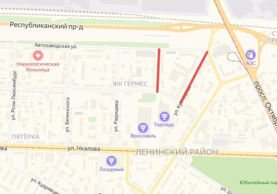 Суд обязал мэрию Ярославля отремонтировать дороги у колледжей и университета