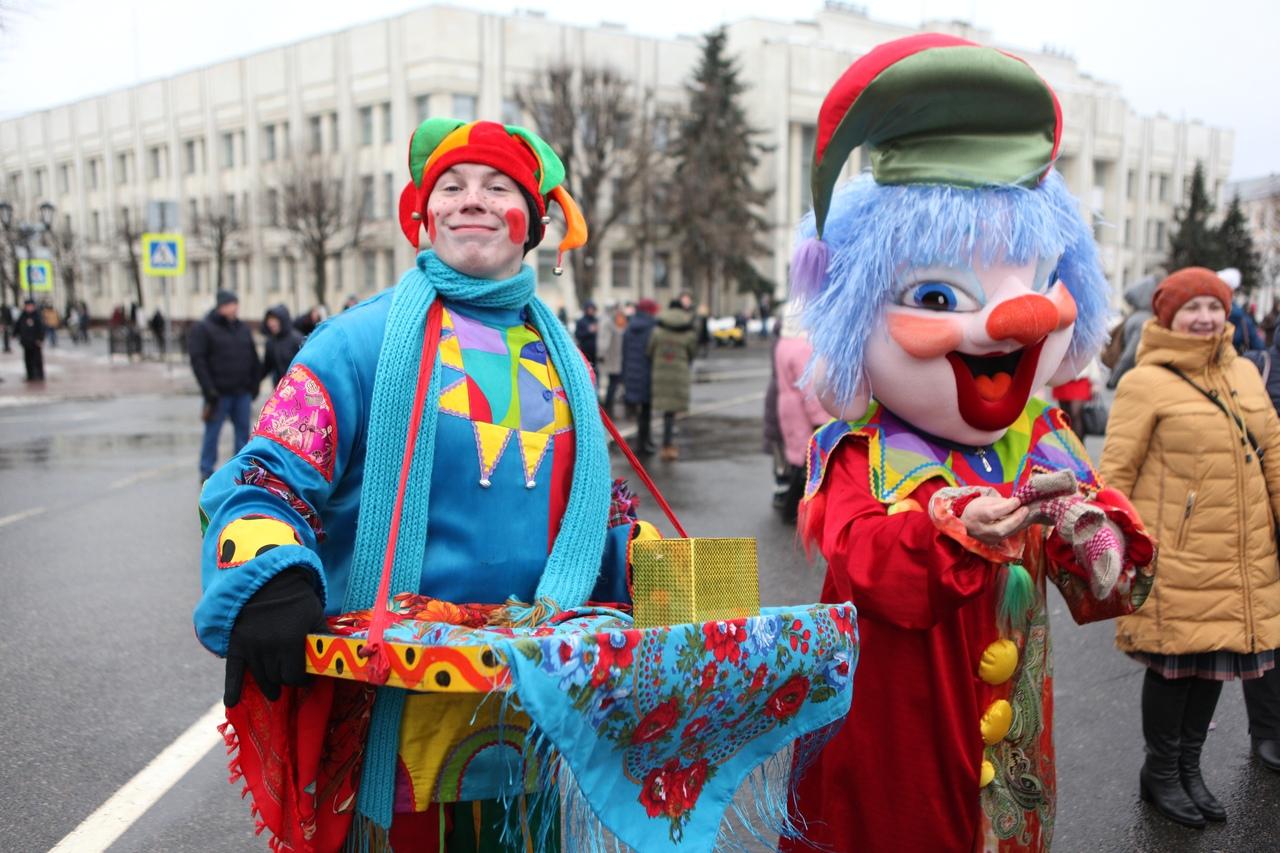 Ярославль вошел в топ-3 городов России, где стоит побывать на Масленицу