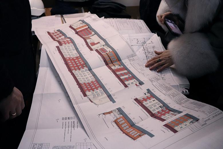 Во Фрунзенском районе Ярославля строят новую школу на 750 мест