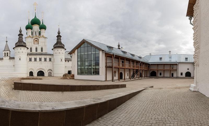 Двор особого назначения. Как преобразился архитектурный памятник в Ростове