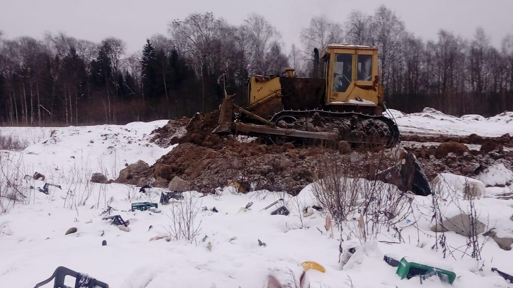 Ввоз грунта на полигон в Тутаевском районе прекращен до окончания проверки – Колесов