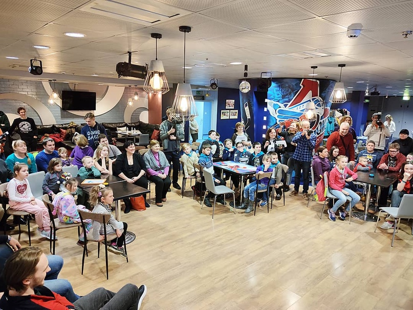 Ярославский проект «#БолейЗаХоккей» стал лучшим социальным проектом прошлого года