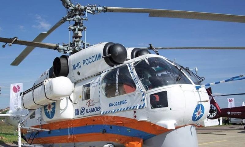 Дмитрий Миронов оценит ситуацию на Волге с вертолета