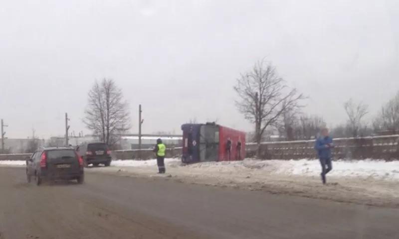 В Ярославле осудили водителя маршрутки, из-за которого пассажирка получила закрытую черепно-мозговую травму