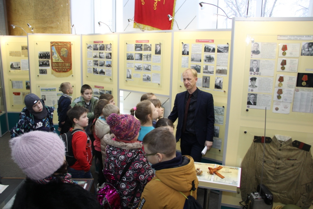 Ярославские энергетики рассказали школьникам о своей работе