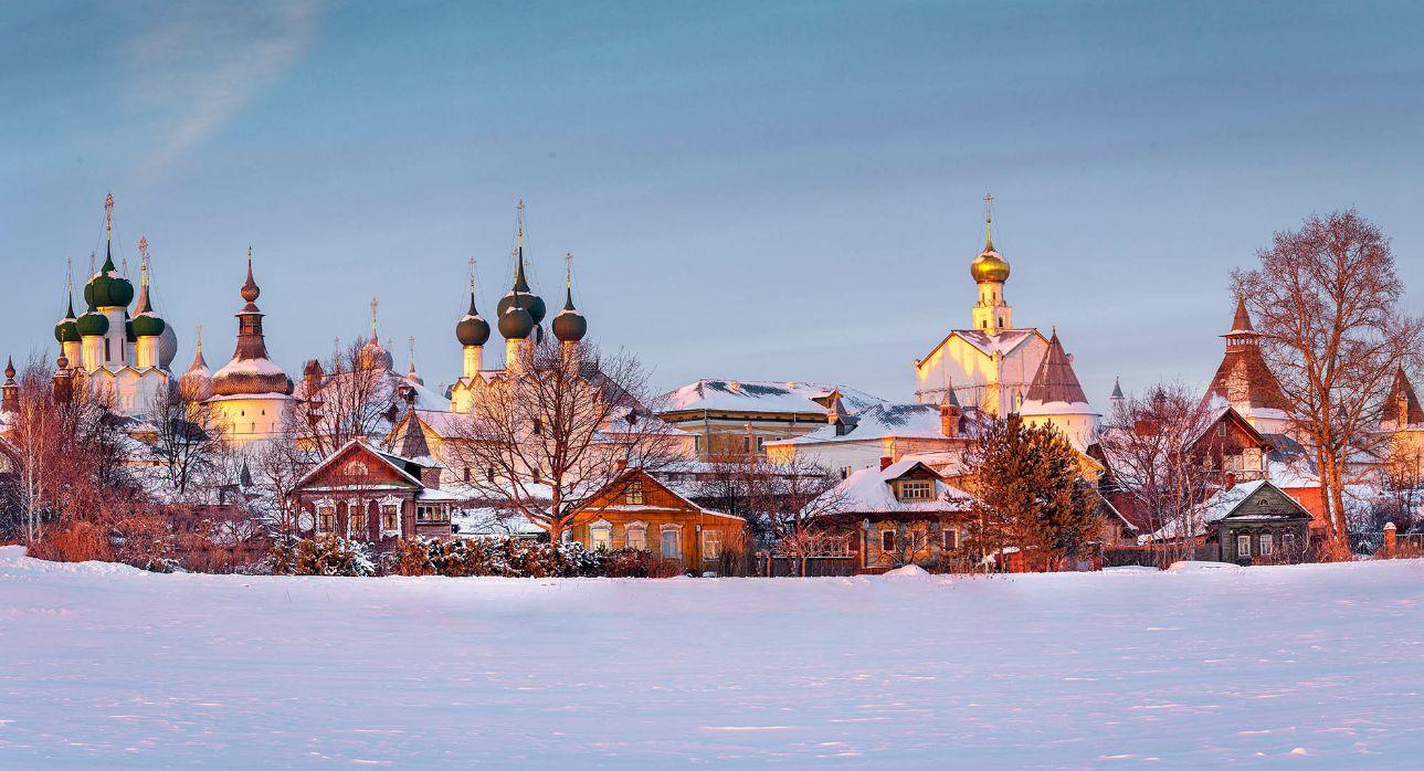 В Ярославской области назвали самые популярные туристические объекты