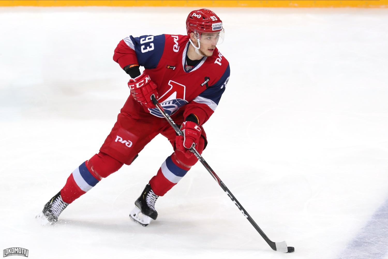 Защитник «Локомотива» Мисюль выбыл из-за травмы до середины марта