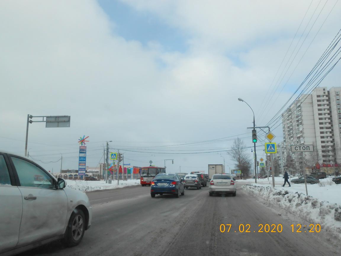 Прокуратура обяжет мэрию обезопасить перекрестки в Дзержинском районе Ярославля