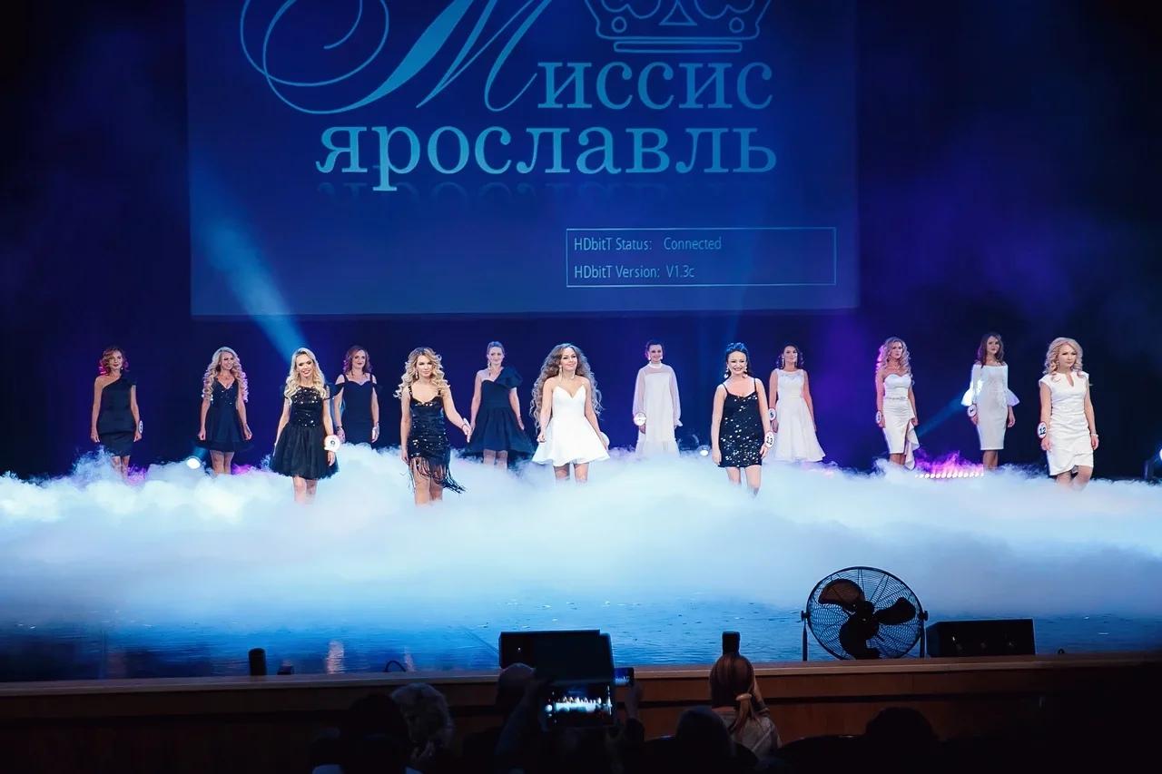 Участница конкурса красоты «Миссис Ярославль»: дефиле многим давалось через слезы