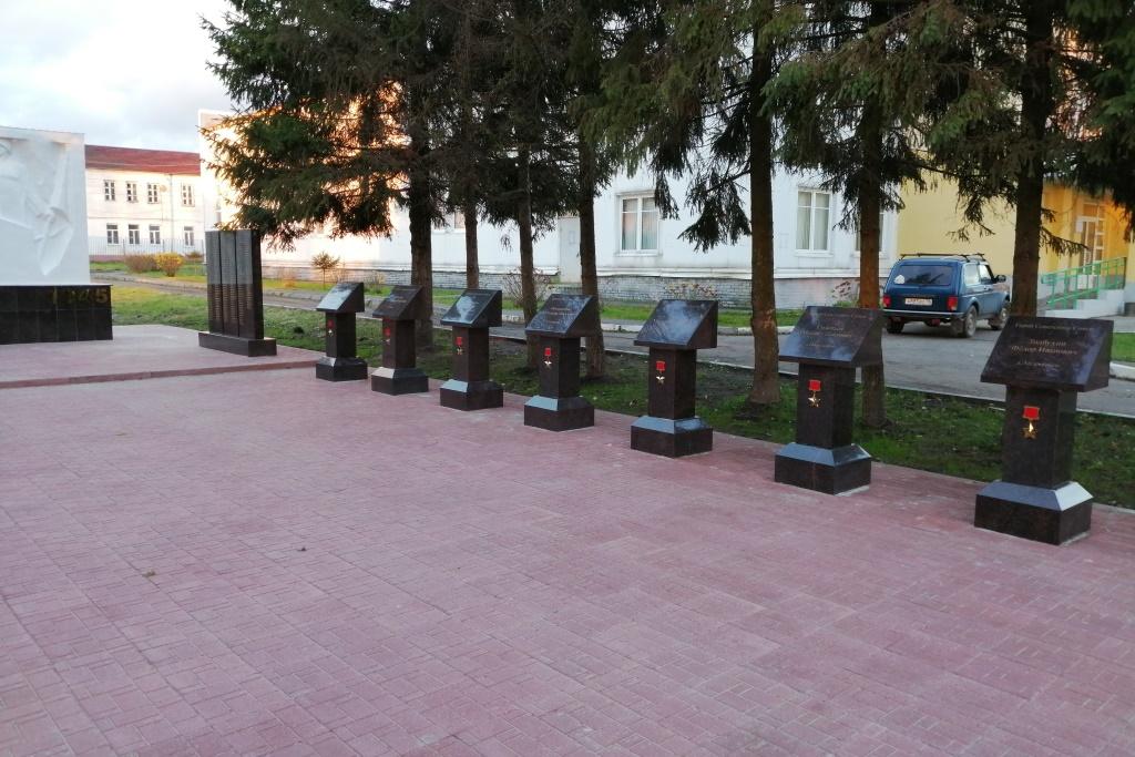Более 50 мемориальных объектов к 75-летию Победы благоустроили в Ярославской области