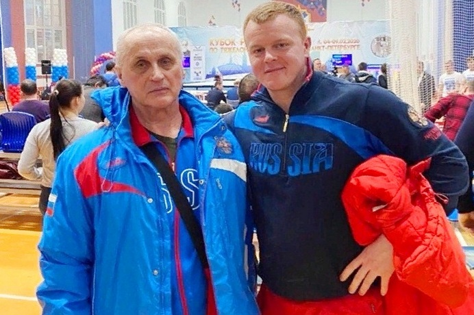 Воспитанник спортивной школы Ярославской области стал серебряным призером Кубка России