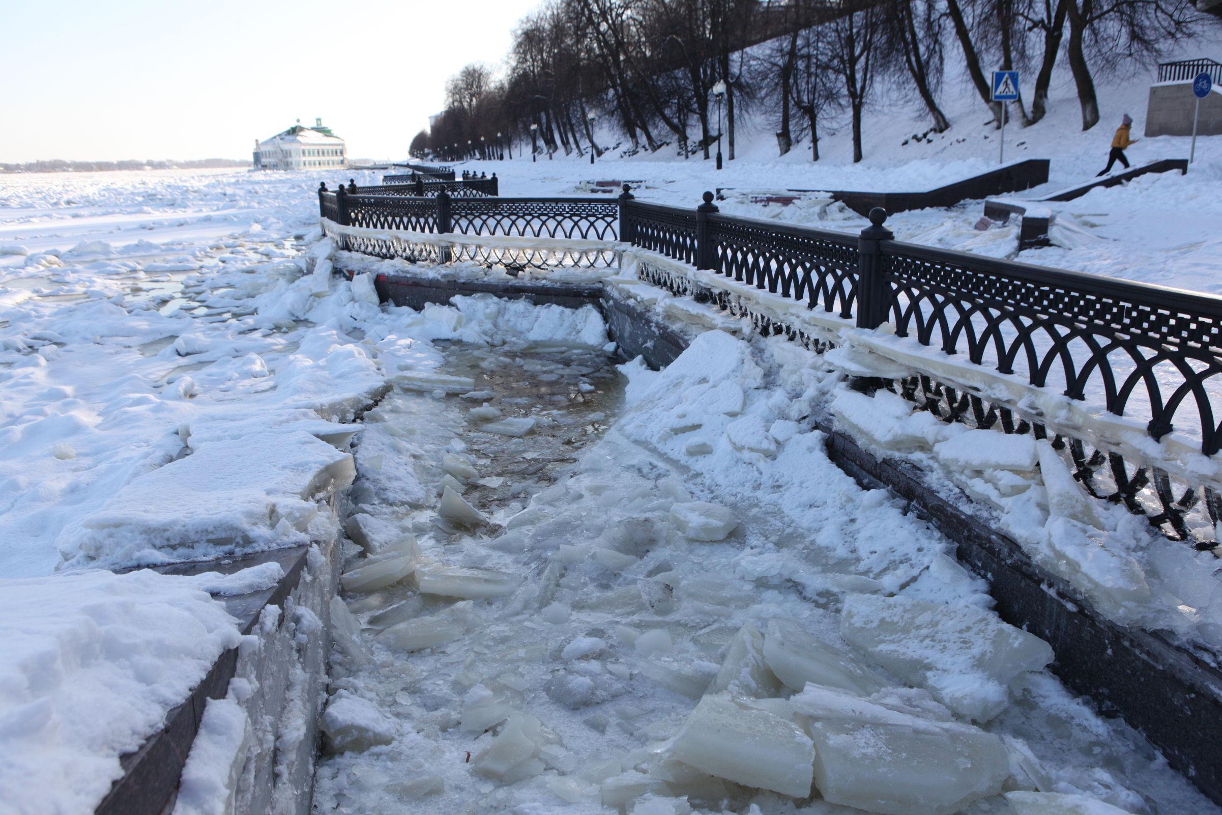 В Ярославской области продолжает работу штаб по контролю за обстановкой на Волге