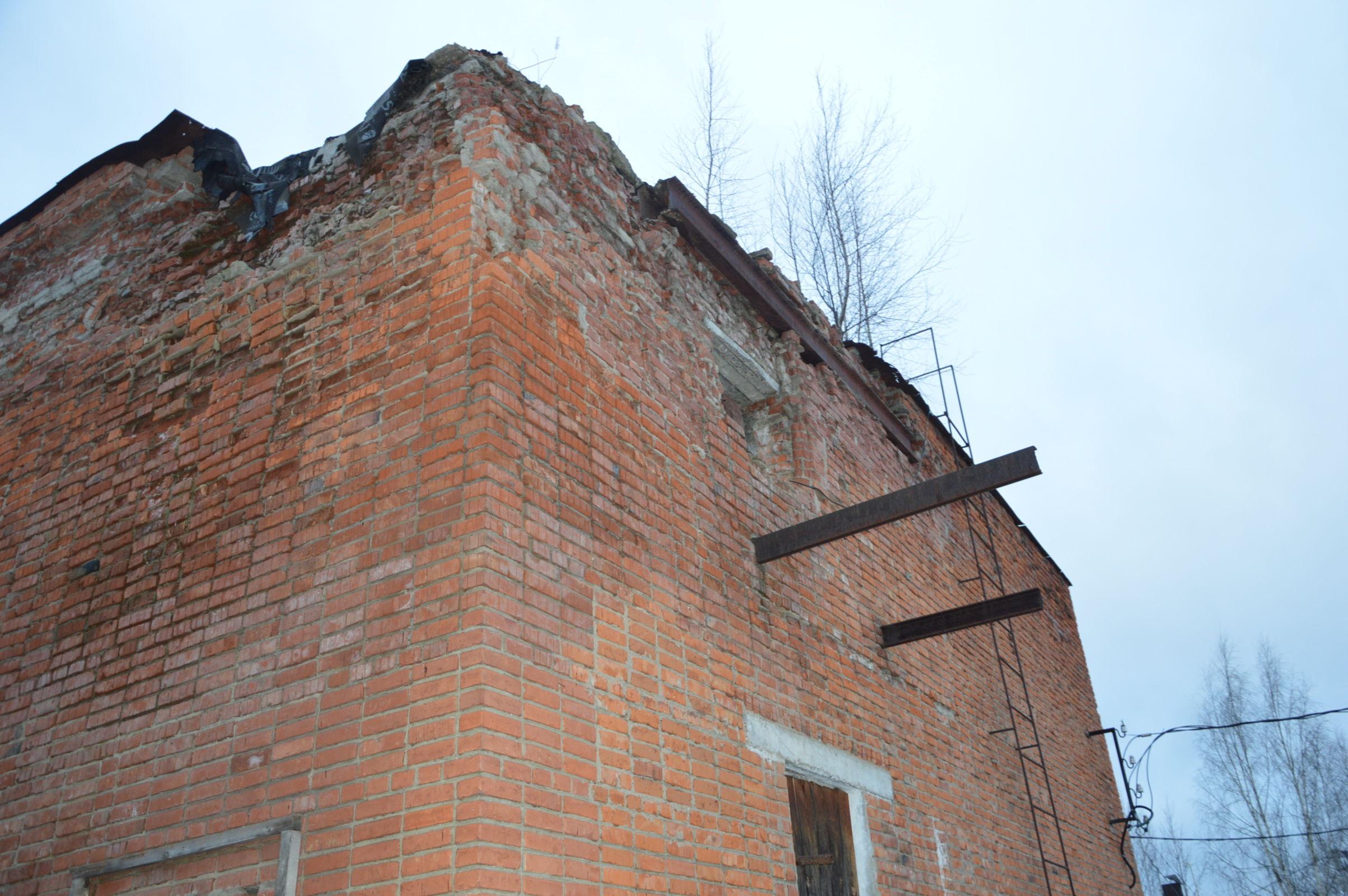 В Пошехонье отремонтируют городскую общественную баню