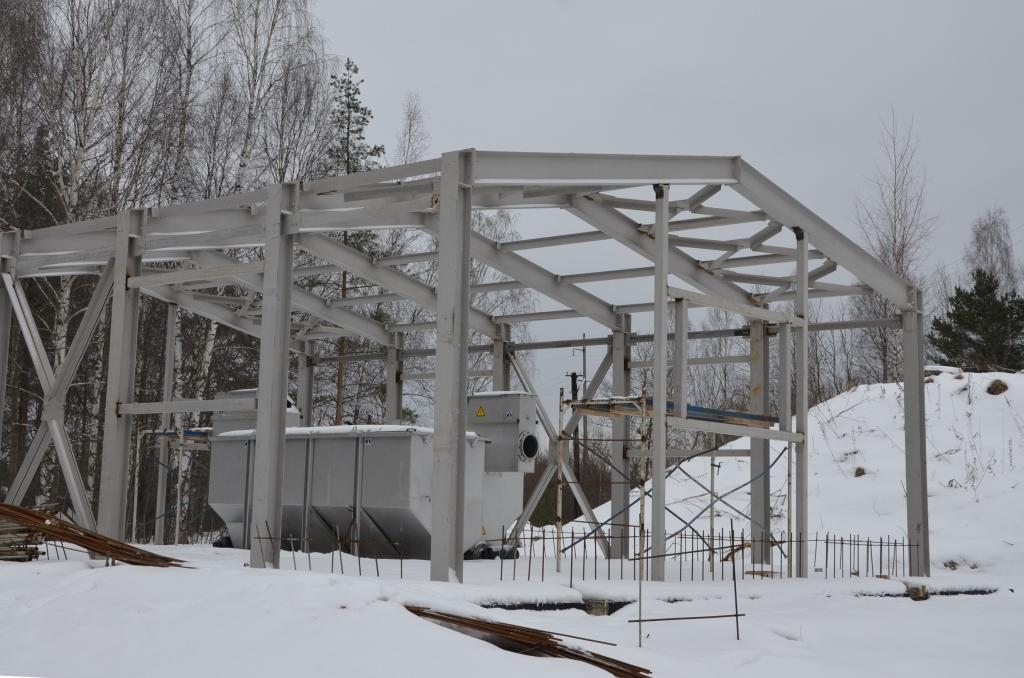Реконструкцию очистных сооружений в Рыбинском районе завершат до конца года