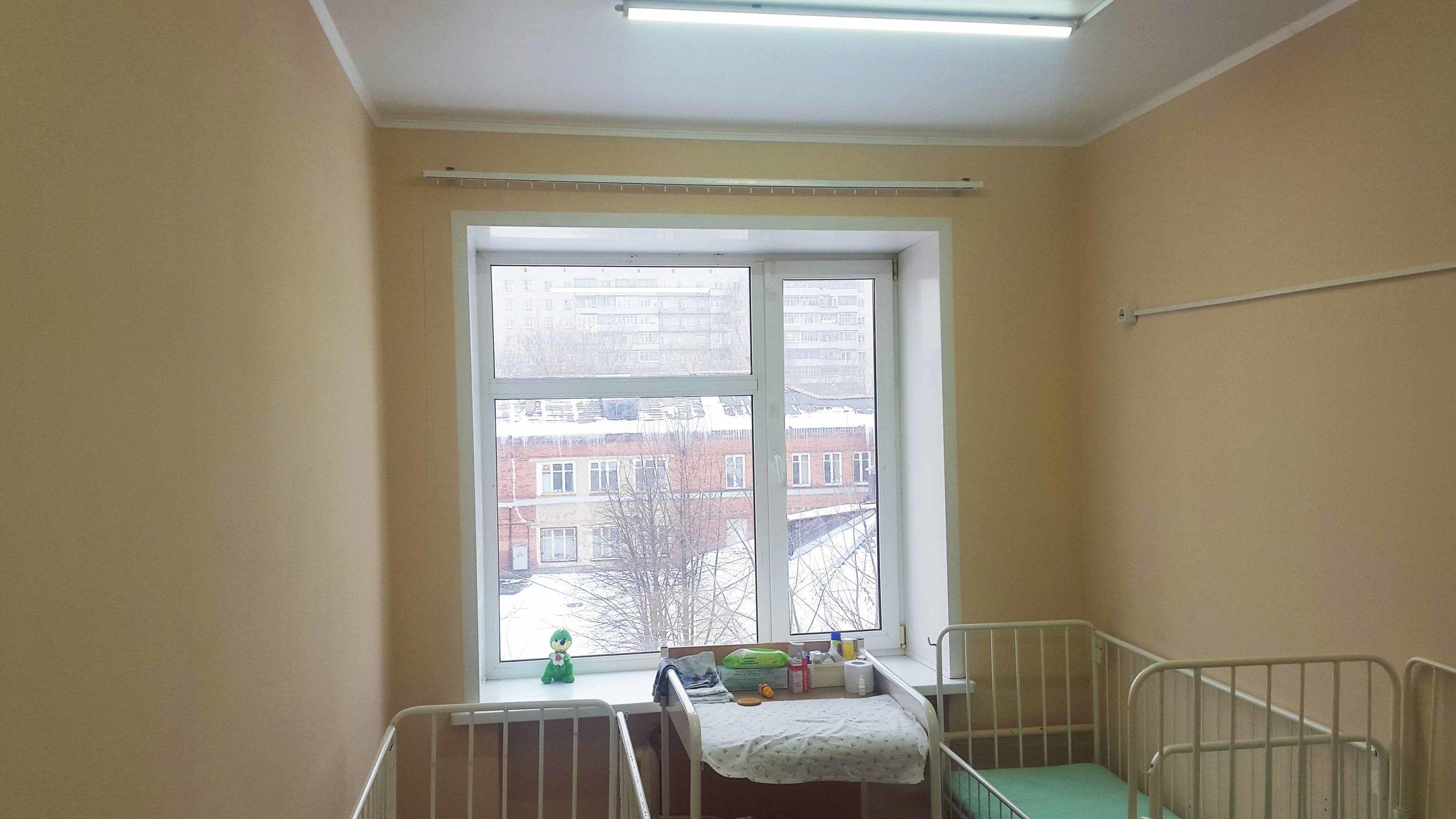 Детская больница Рыбинска получит лор-комбайн, цифровой рентген и другую современную технику