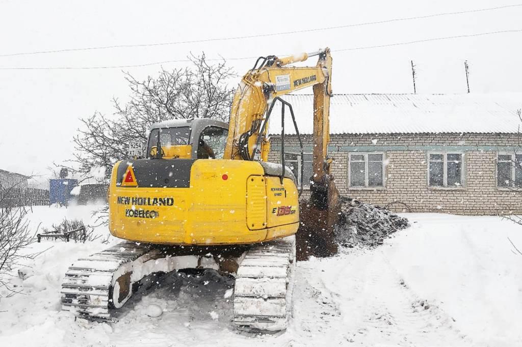В селе Шельшедом Большесельского района в 2020 году построят газопровод