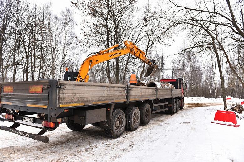 Ярославцам рассказали, что сейчас происходит на закрытом участке Тутаевского шоссе