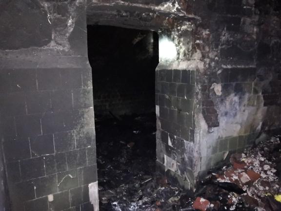 В Рыбинске в двух пожарах погибли три человека