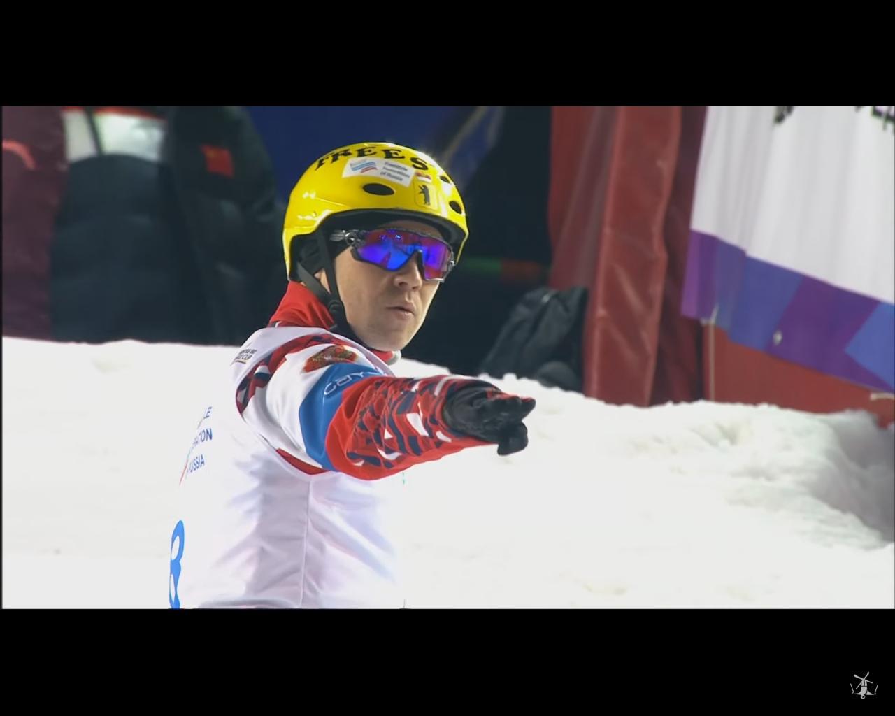Ярославские фристайлисты принесли России золото и бронзу на Кубке мира: видео с соревнований