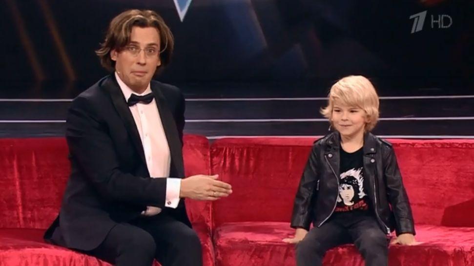 Мальчик из Ярославской области стал участником программы «Лучше всех!» на Первом канале