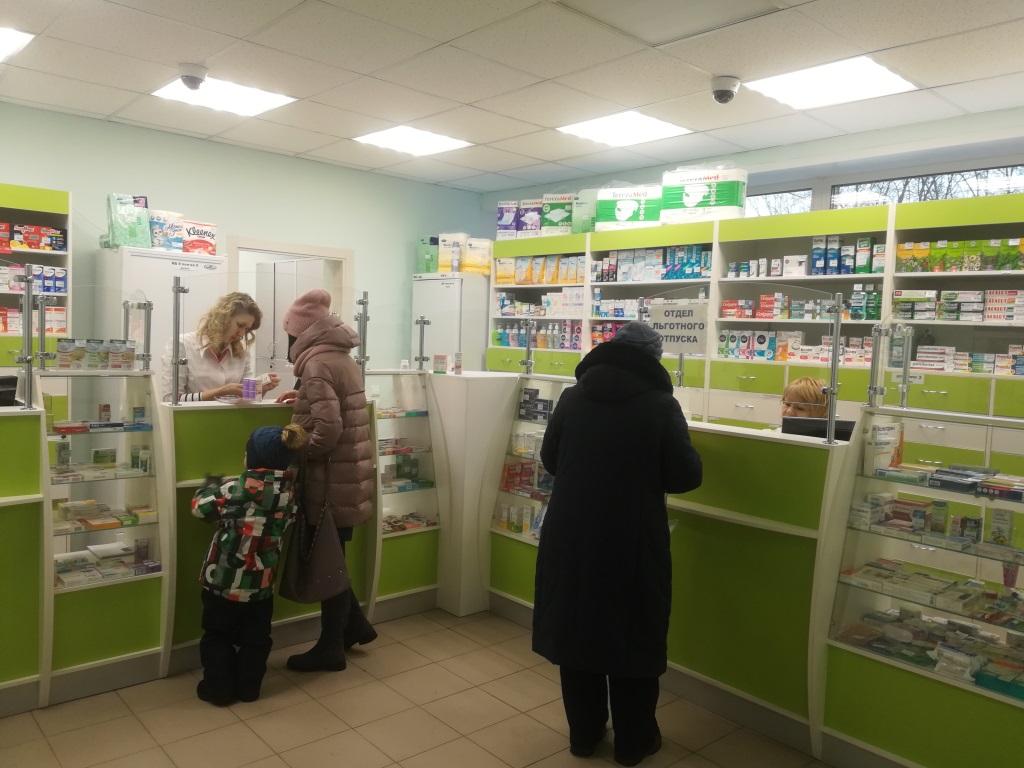 В Ярославле начала работу государственная аптека для льготников