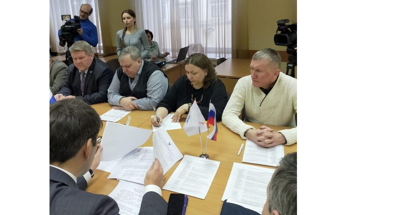 Уровень воды в Волге стабильный: общественники в Ярославле обсудили паводок
