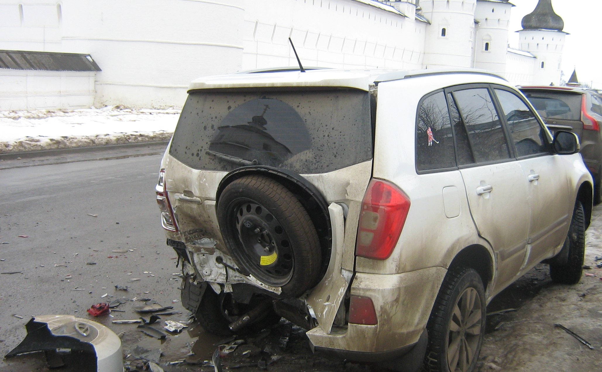 В Ярославской области столкнулись пять автомобилей: есть пострадавшие