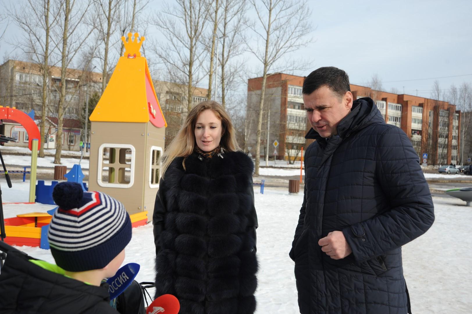 В Переславле планируют благоустроить пять дворов и завершить преображение парка Победы – Миронов